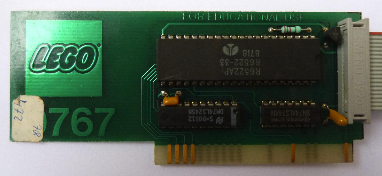 LEGO Technic 9767 Card - Front.jpg ...